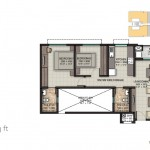 Type A2 1012 Sq Ft