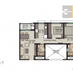 Type A3 1007 Sq Ft