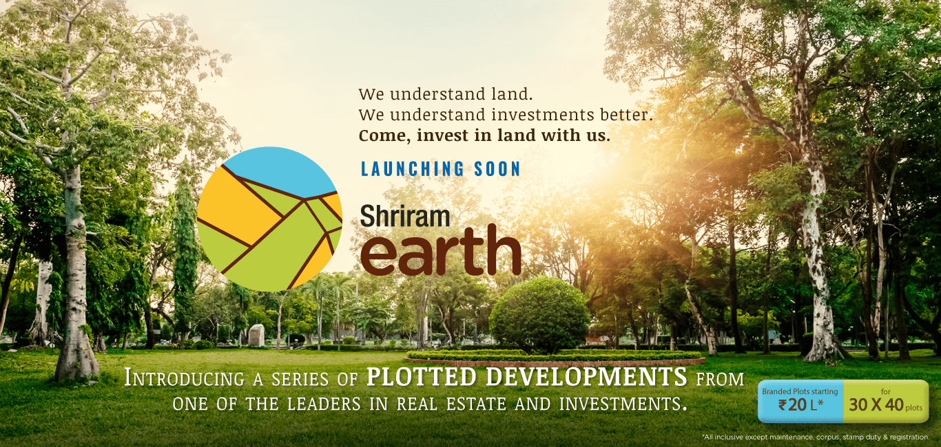 Shriram Earth Banner